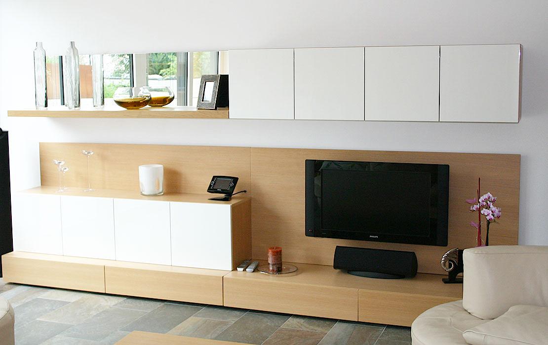 Wohnzimmer - Schreinerei Pangerl Gmbh