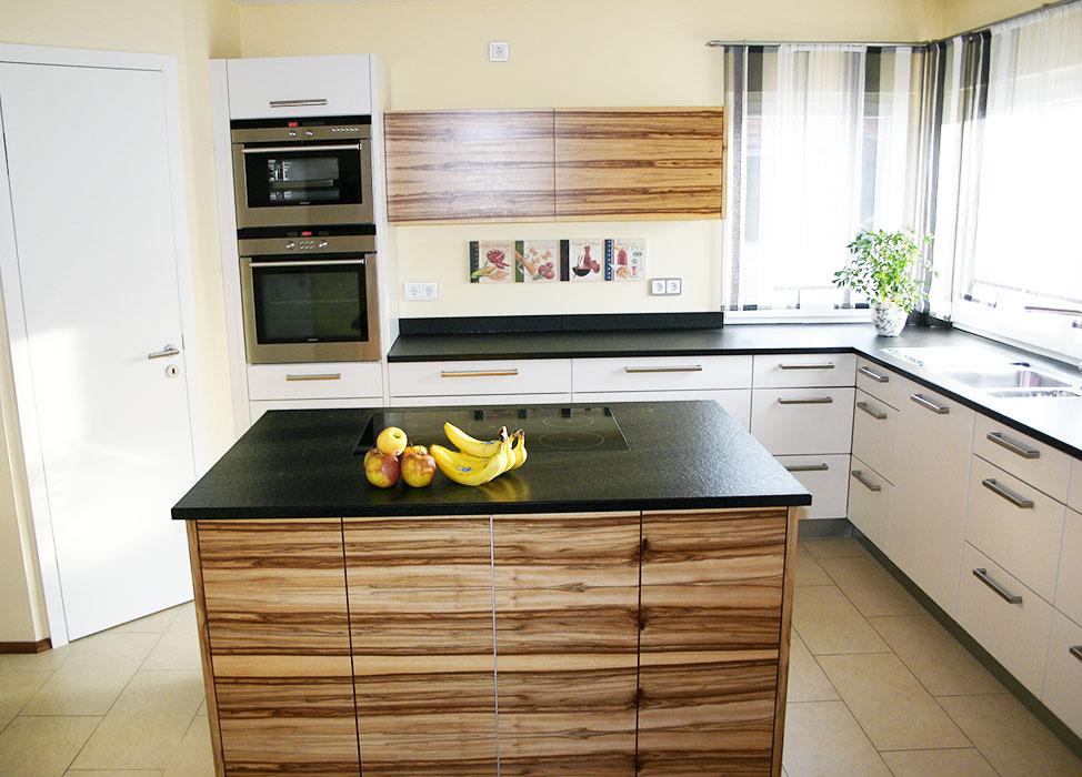 k chen schreinerei pangerl gmbh. Black Bedroom Furniture Sets. Home Design Ideas